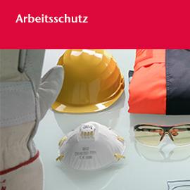 Arbeitsschutz: Von der Bekleidung bis zur Hygieneausrüstung
