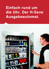 Download SAHLBERG H-Save Ausgabeautomat
