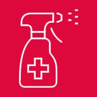Desinfektionsmittel & Reinigung