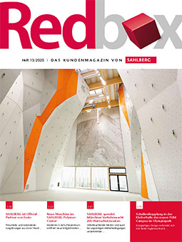 Redbox Kundenmagazin