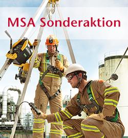 MSA Sonderaktion