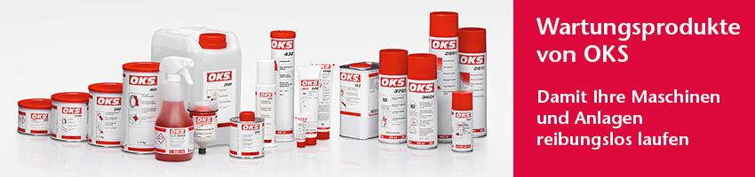 Wartungsprodukte von OKS