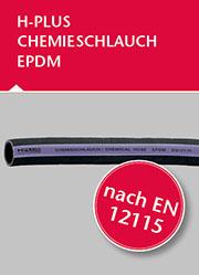 H-Plus Chemieschlauch EPDM