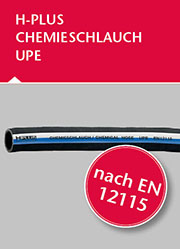 H-Plus Chemieschlauch UPE