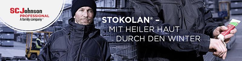 STOKOLAN - Mit heiler Haut durch den Winter