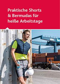 Shorts & Bermudas für heiße Arbeitstage