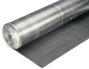 Verschleißschutzplatte BLACK STAR - NR/SBR 60 ShA schwarz mit Verklebeschicht
