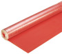Verschleißschutzplatte RED STAR - NR/SBR 40 ShA rot ohne Verklebeschicht