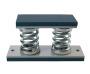 Stahlfeder Blockelement Typ 2