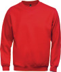 Basic Sweatshirt MG rot