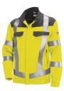 BP® Multinorm Warnschutzjacke warngelb/grau