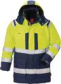 Hi-Vis Airtech® Parka 4036 GTT warnschutzgelb/marine