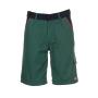 Highline Shorts, grün/schwarz/rot