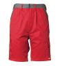 Highline Shorts, rot/schiefer/schwarz