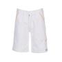 Highline Shorts, reinweiß/reinweiß/gelb