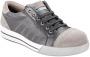 H-Plus Sneaker schwarz-grau Halbschuh S2