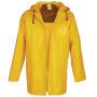 Regenschutz-Jacke aus Nylflex