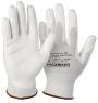 H-Plus ESD-Handschuh IH 1592 Innenhand mit PU-Beschichtung