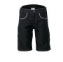 Shorts DuraWork schwarz/grau