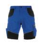 Stretch-Shorts MG Vasse kornblau/schwarz