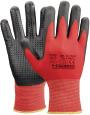 Handschuh H-Plus Ruby