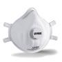 Uvex Atemschutzmaske silv-air 2310 FFP3 mit Ventil 8732310