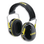 uvex Gehörschutzkapsel K2, 2600002 schwarz/gelb