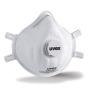 uvex Atemchutzmaske silv-air 2312 FFP3 NR D mit Ventil 8732312