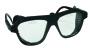 Schutzbrille mit Seitenschutz 872 splitterfrei