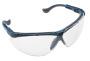 Brille FogBan XC, klar, Rahmen blau Pulsafe, DS - beschlagfrei, kratzfest