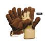 Kälteschutzhandschuh Rindkernspaltleder