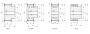 Zahnriemenscheibe Type L - Teilung 9,525 mm für Riemenbreite 100