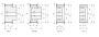 Zahnriemenscheibe Type H - Teilung 12,7 mm für Riemenbreite 200
