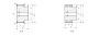 Zahnriemenscheibe Type HTD 5M - Teilung 5 mm für Riemenbreite 15 mm