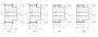 Zahnriemenscheibe Type XL - Teilung 5,08 mm für Riemenbreite 025, 031, 037
