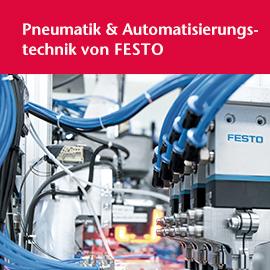 Pneumatik und Automatisierungstechnik von FESTO