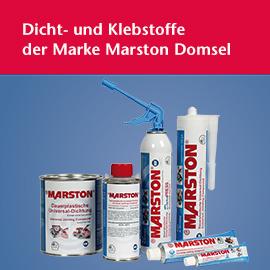 Dicht- und Klebestoffe von Marston Domsel