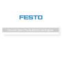 Verschleißteilsatz für Normzylinder DNC Festo metrisch, nach ISO 15552