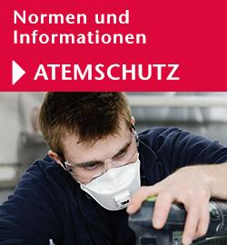 Normen und Informationen Atemschutz