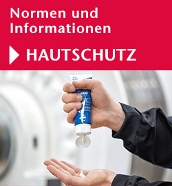 Normen und Informationen Hautschutz