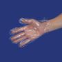 Handschuhe aus PE-Folie