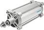 Normzylinder DSBG Festo AG, Dämpfung PPV, nach ISO 15552