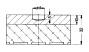 Isolierplatte HP/HPS