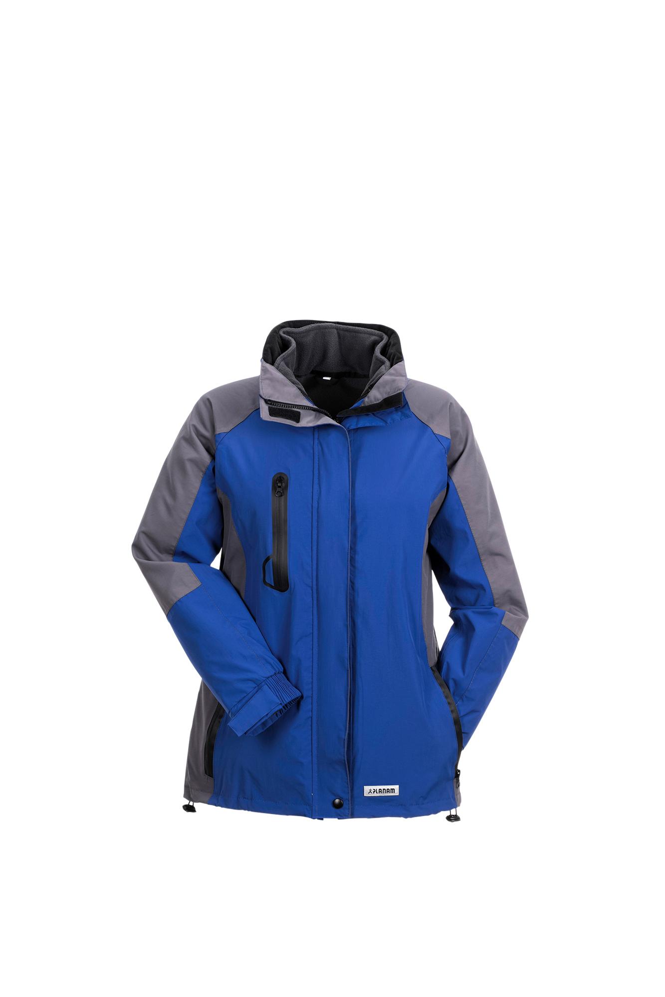 SAHLBERG Online-Shop: Shape Damen Winterjacke, blau/grau