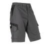 Shorts Innovatiq 2430, anthrazit/schwarz