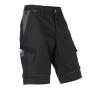 Shorts Innovatiq 2430, schwarz/anthrazit