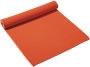 Schwammgummiplatte RG160 orange