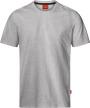 Apparel Baumwoll T-Shirt, hellgrau