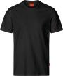 Apparel Baumwoll T-Shirt, schwarz