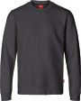 Apparel Fleece-Sweatshirt, dunkelgrau